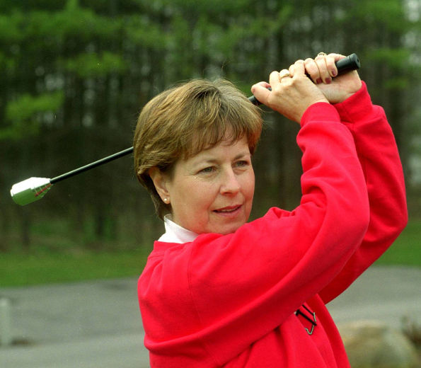 London golf professional Patty Howard added to Ontario Golf Hall of Fame
