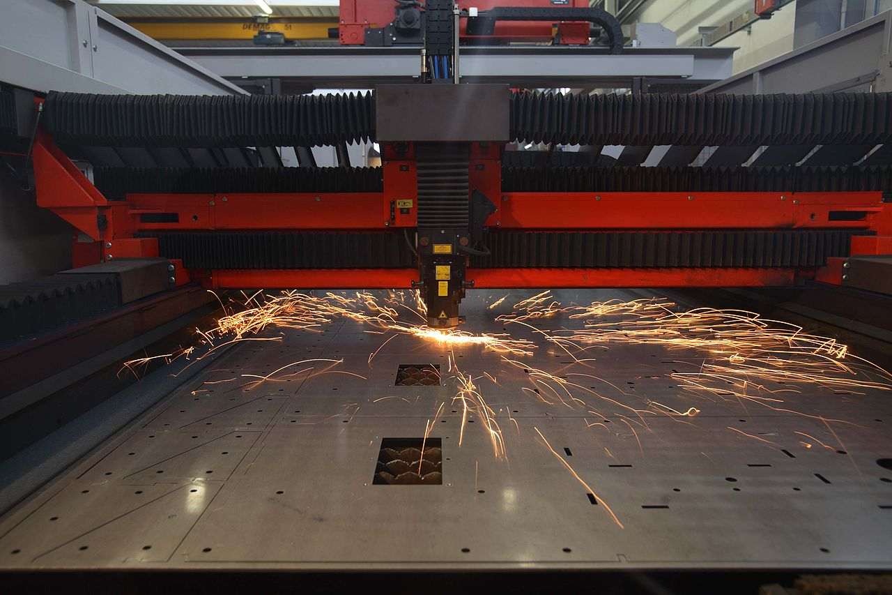 The Expansion of Laser Cutting Systems Between 2016 to 2024