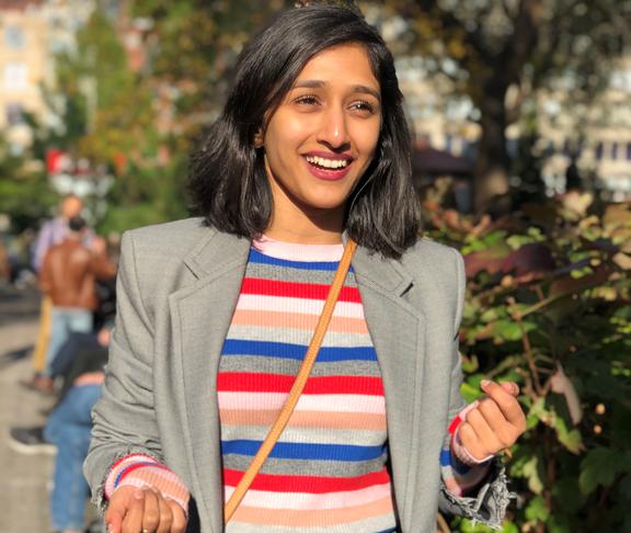 Fashion Designer Janvi Ghatalia's Style Journey